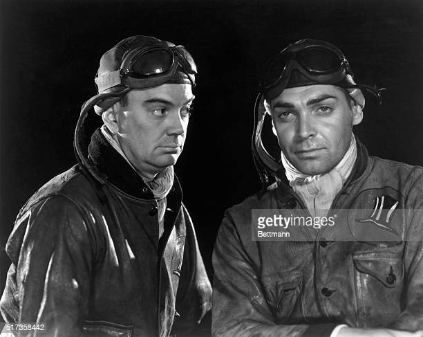 1932Clark Gable as the rough and ready Chief Petty Officer Nelson in 'Hell Divers' with Wallace Beery starring Cliff Edwards in a featured role The...