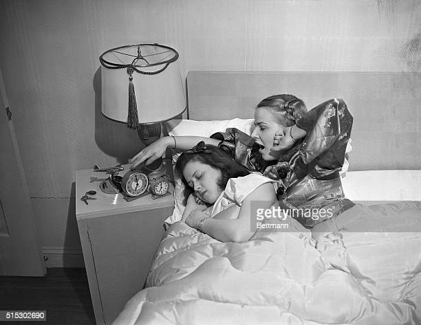 1938Sadie is still asleep at 7 am but her roomate also a stewardess will roll her out in a minute United insists on its stewardesses getting eight...