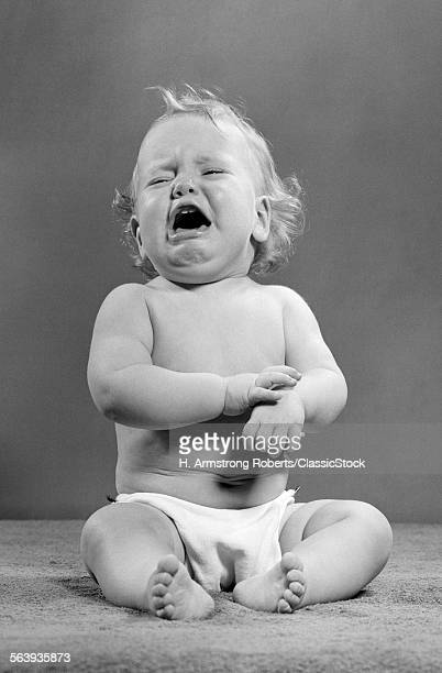 1940s 1950s CRYING BABY...