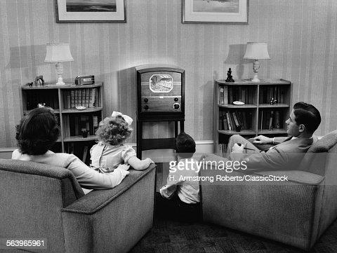 Living Room 1940s