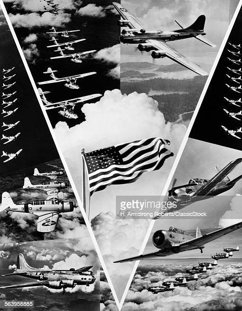 1940s WORLD WAR II VICTORY...