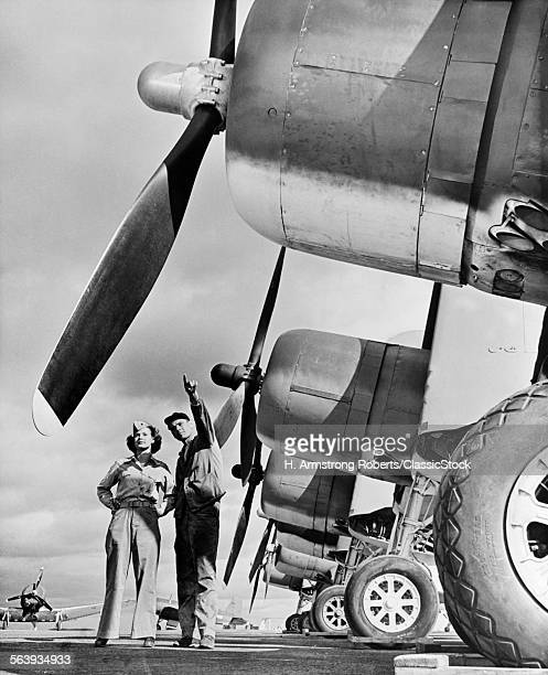 1940s WWII MARINE CORP...