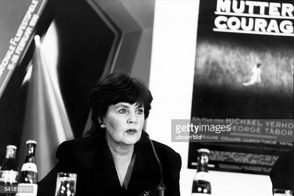 *1941Schauspielerin GBbei den Internationalen BerlinerFilmfestspielen Februar 1996