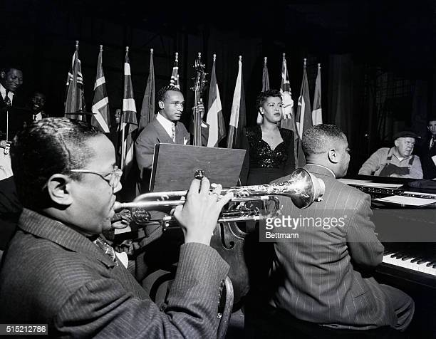 1944New York NY Jazz made its debut at the austere Metropolitan Opera House on Jan 18 as the redhot jivers of Esquire's fourth annual AllAmerican...