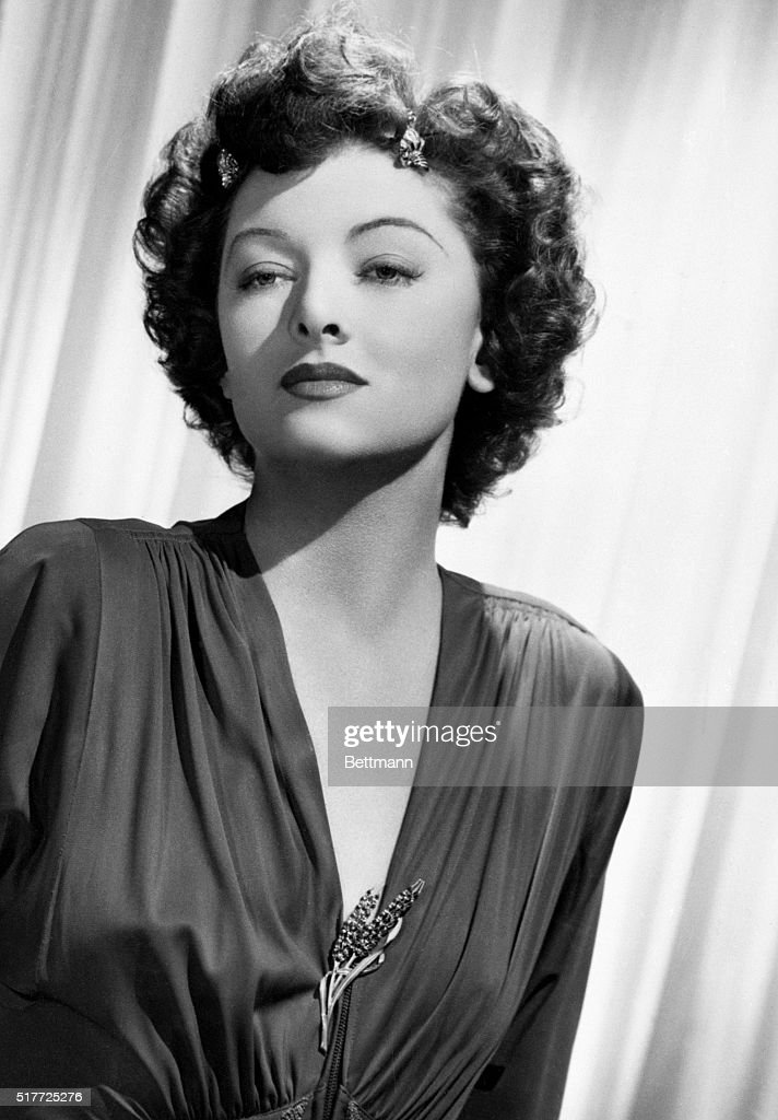 Actress <a gi-track='captionPersonalityLinkClicked' href=/galleries/search?phrase=Myrna+Loy&family=editorial&specificpeople=93857 ng-click='$event.stopPropagation()'>Myrna Loy</a>, the screen's 'perfect wife,' disclosed that she and producer Gene Markey have separated. Miss Loy, 44, said the 54-year-old producer was in Europe. He was her third husband.