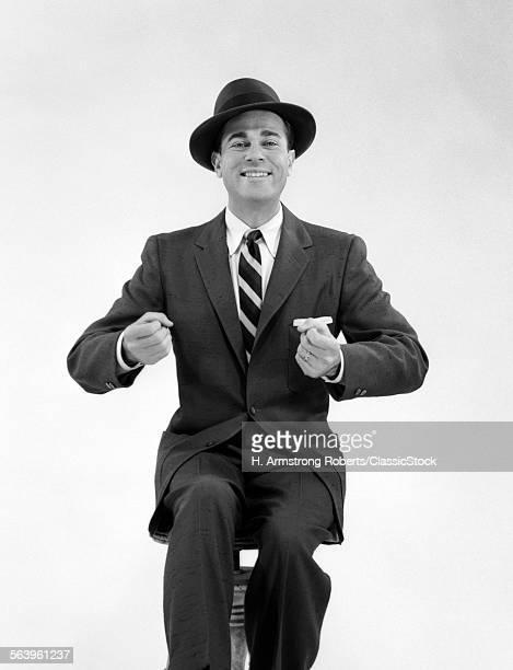 1950s 1960s BUSINESSMAN...