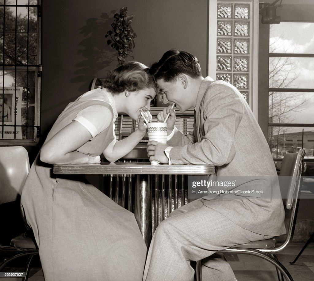 1950s 1960s LAUGHING... : Stock Photo