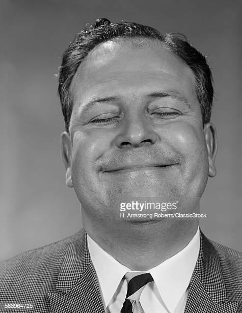 1950s 1960s PORTRAIT MAN...