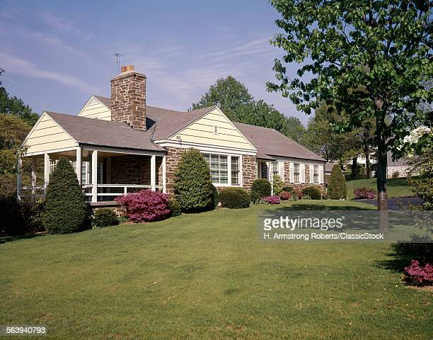 1950s 1960s STONE RANCH...
