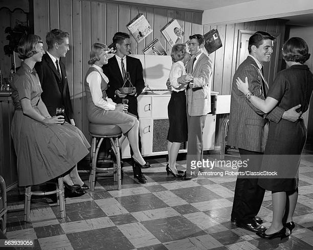 1950s 1960s TEEN COUPLES...