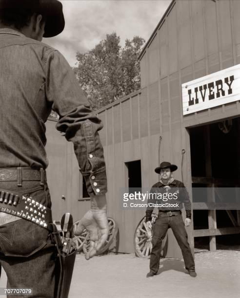 1950s 1960s TV COWBOYS IN...