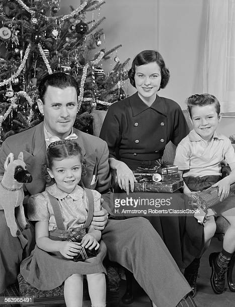 1950s FAMILY PORTRAIT BY...