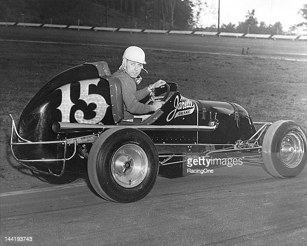Former AMA motorcycle racer Ray Janelle also ran Midgets like this one and Stock Cars late in his racing career