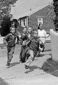 1950s GROUP OF SCHOOL...