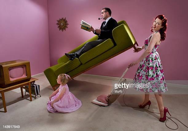 1950 er Hausfrau