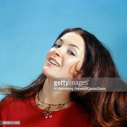 1960s 1970s PORTRAIT OF...