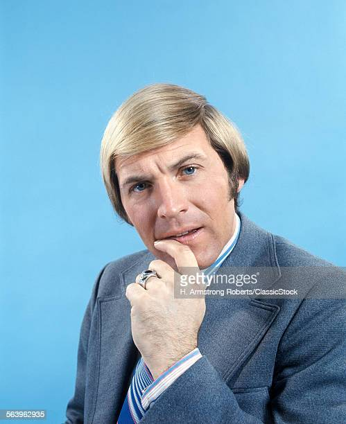 1960s 1970s PORTRAIT OF...