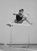 1960s 1970s RUNNING MAN...