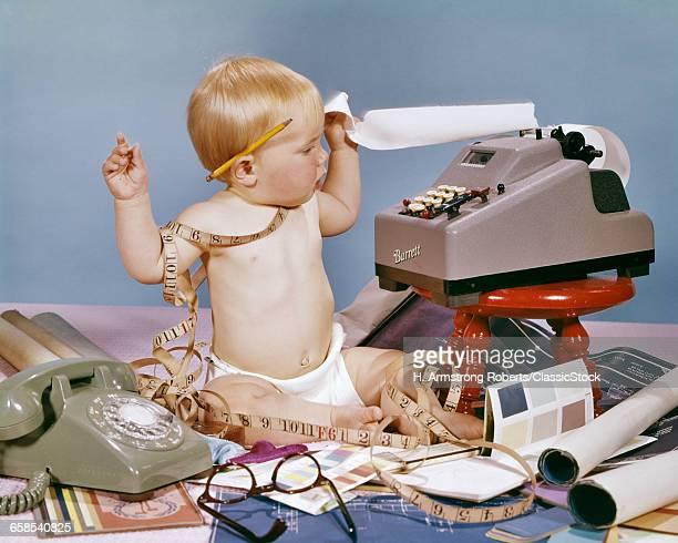 1960s DESIGNER BABY...