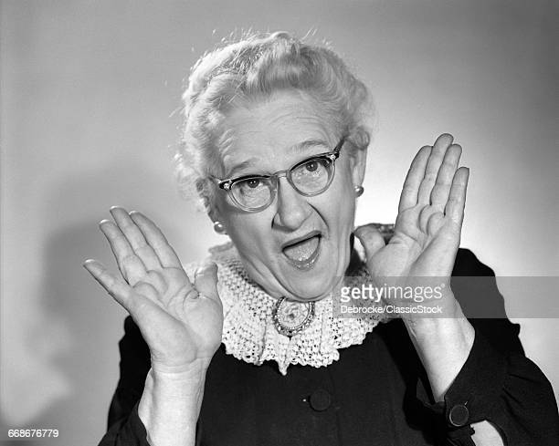 Granny Glasses Stock Photos and Pictures