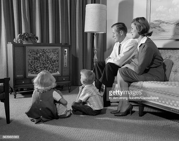 1960s FAMILY FOUR IN...
