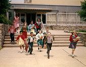 1960s GROUP OF SCHOOL...