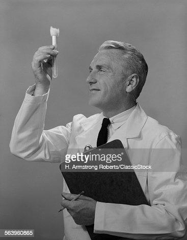 1960s MAN SCIENTIST...