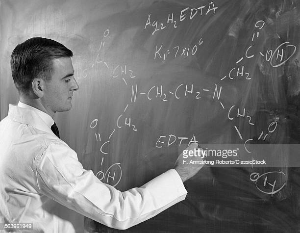 1960s PROFILE OF SCIENTIST...
