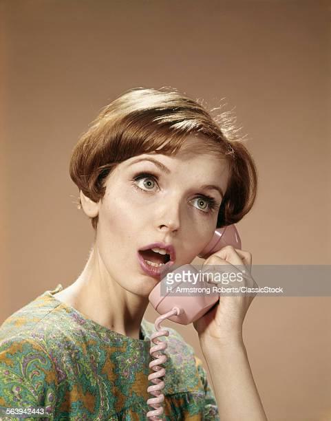 1960s WOMAN SURPRISED...
