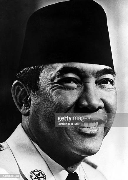 1901 1970Politiker Indonesien194967 Staatspräsident um 1965