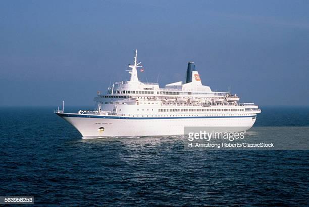 1970s 1980s CRUISE SHIP...