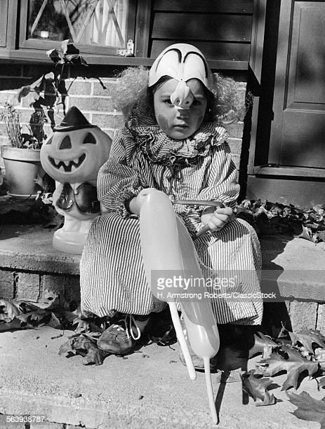 1970s CHILD IN TRICK OR...
