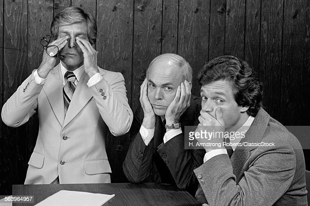 1970s COMMITTEE OF THREE...