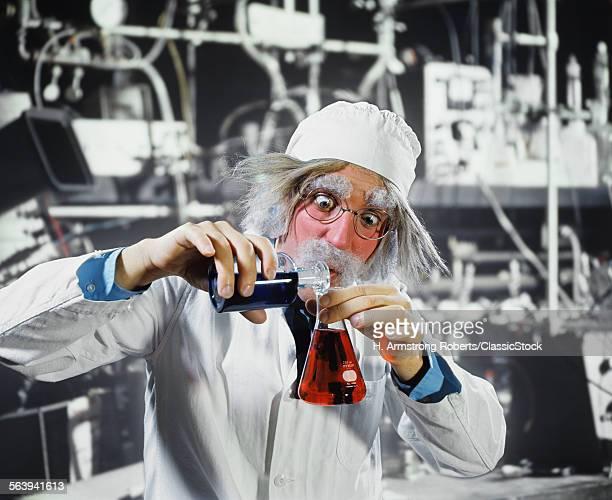 1970s MAN CRAZY LOONY MAD...