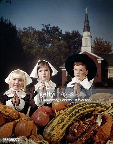 1970s THREE CHILDREN...