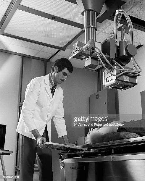 1970s X-RAY TECHNICIAN X-RA...