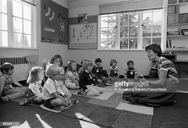 1980s GRADE SCHOOL TEACHER...