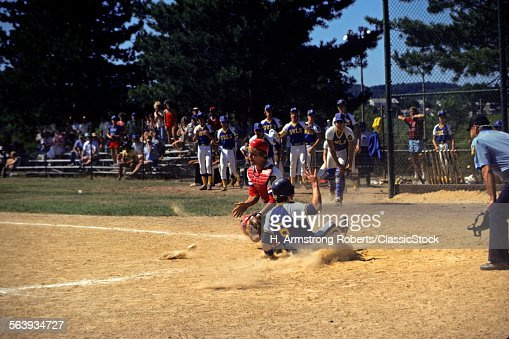 1980s LITTLE LEAGUE...