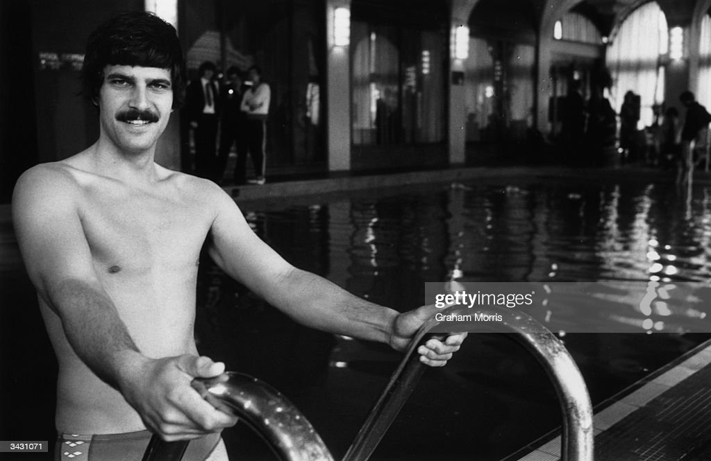 Mark spitz born on this day getty images