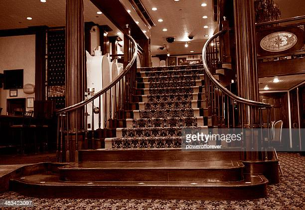 19th Century Grand Staircase