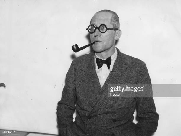 SwissFrench architect Le Corbusier