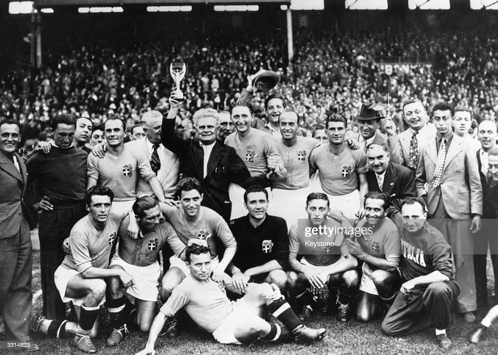 Image result for 1938 world cup final