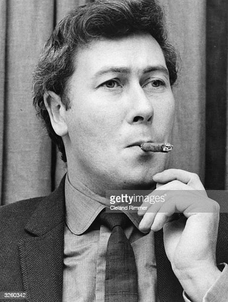 British playwright John Osborne