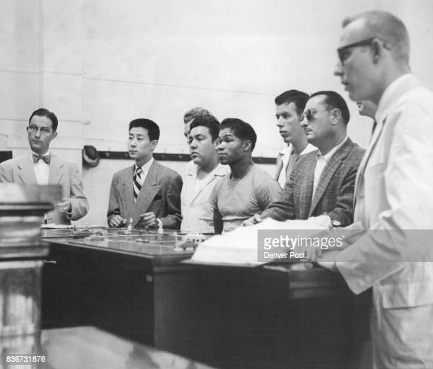 JUN 21 1956 6231956 1In traffic court Friday afternoon defense Attorney John Walberg obtains a continuance until next Thursday of a trial on charges...