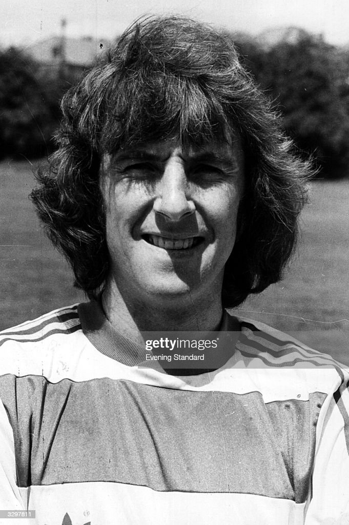 Queens Park Rangers football player, Stan Bowles.