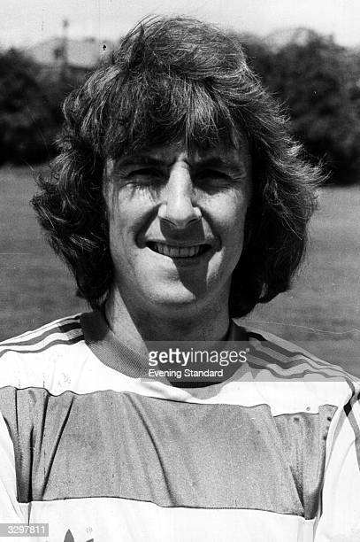Queens Park Rangers football player Stan Bowles