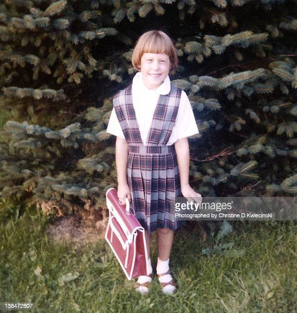1st Day of Catholic School 1977