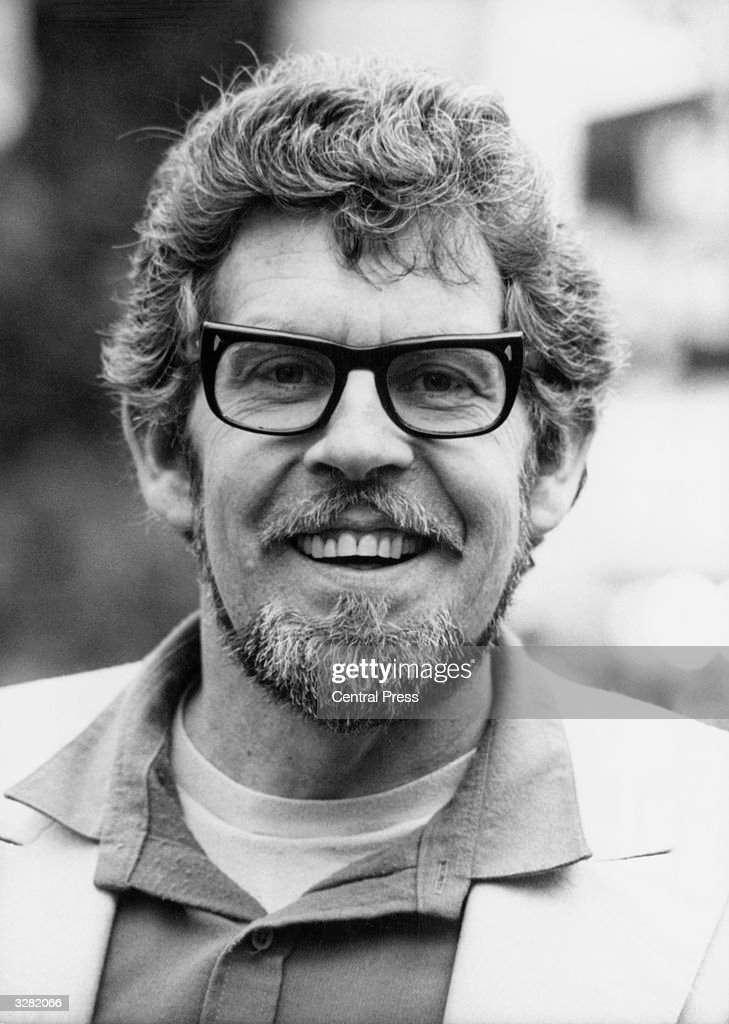 The Australian singer and entertainer Rolf Harris