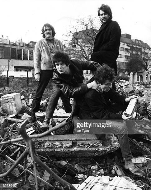 New Wave group the Stranglers whose debut album 'Rattus Norvegicus' sold more than 30000 copies The group who were called The Guildford Stranglers...