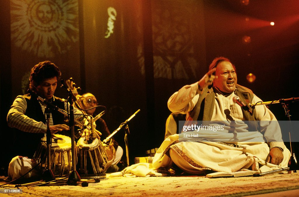 Nusrat Fateh Ali Khan - Qawwal And Party, Volume Two